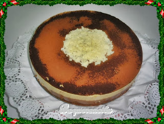 TARTA CAPUCHINO THERMOMIX