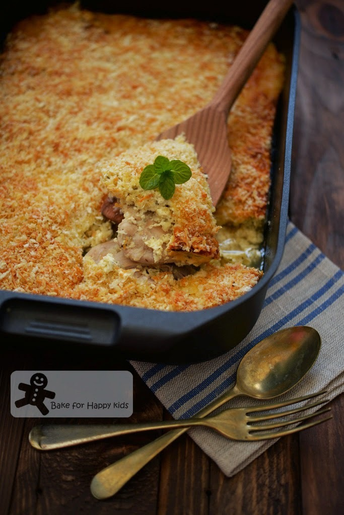 Chicken Baked in Yogurt (Jamie Oliver)