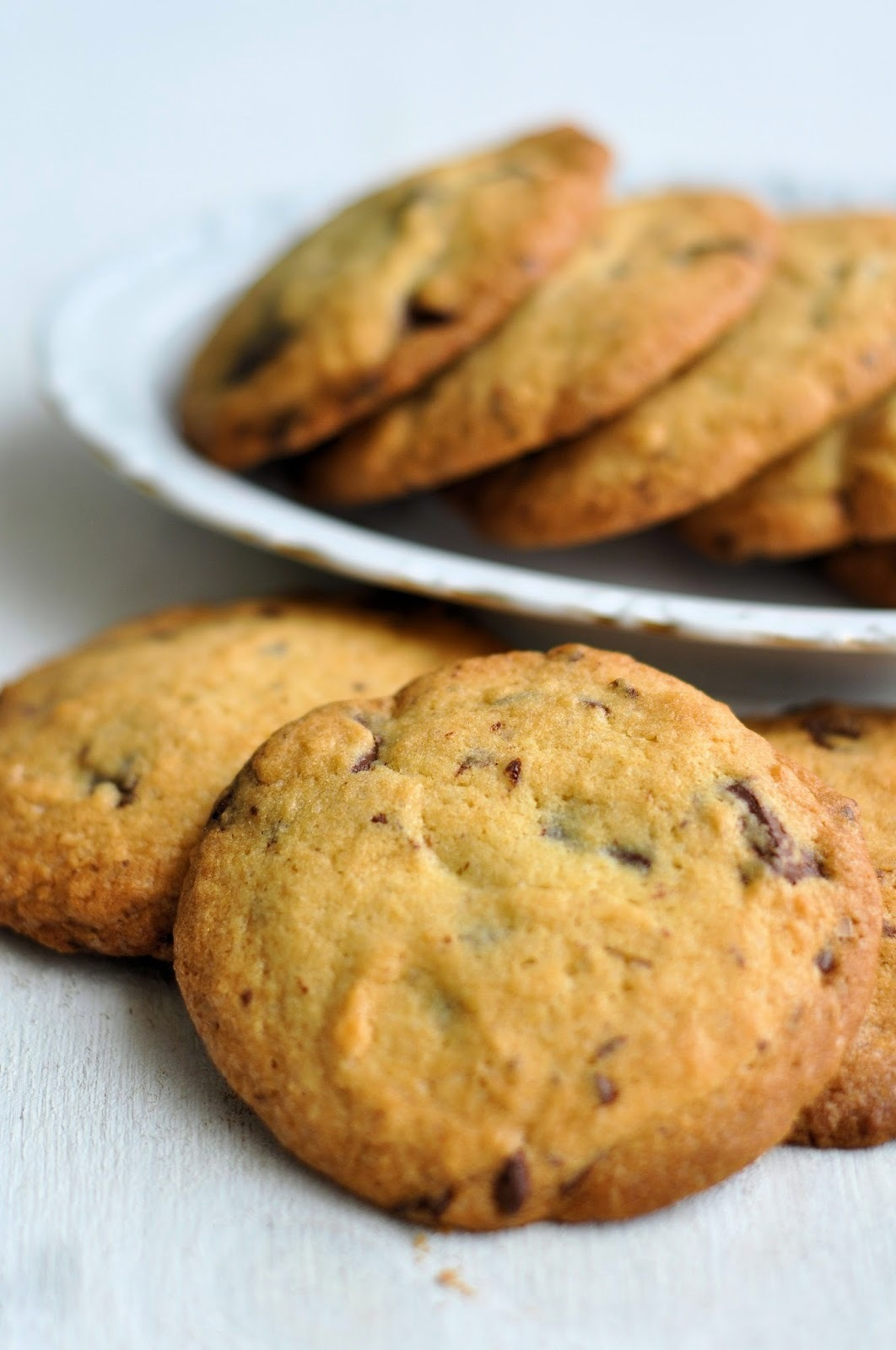 American Chocolat Chip Cookies