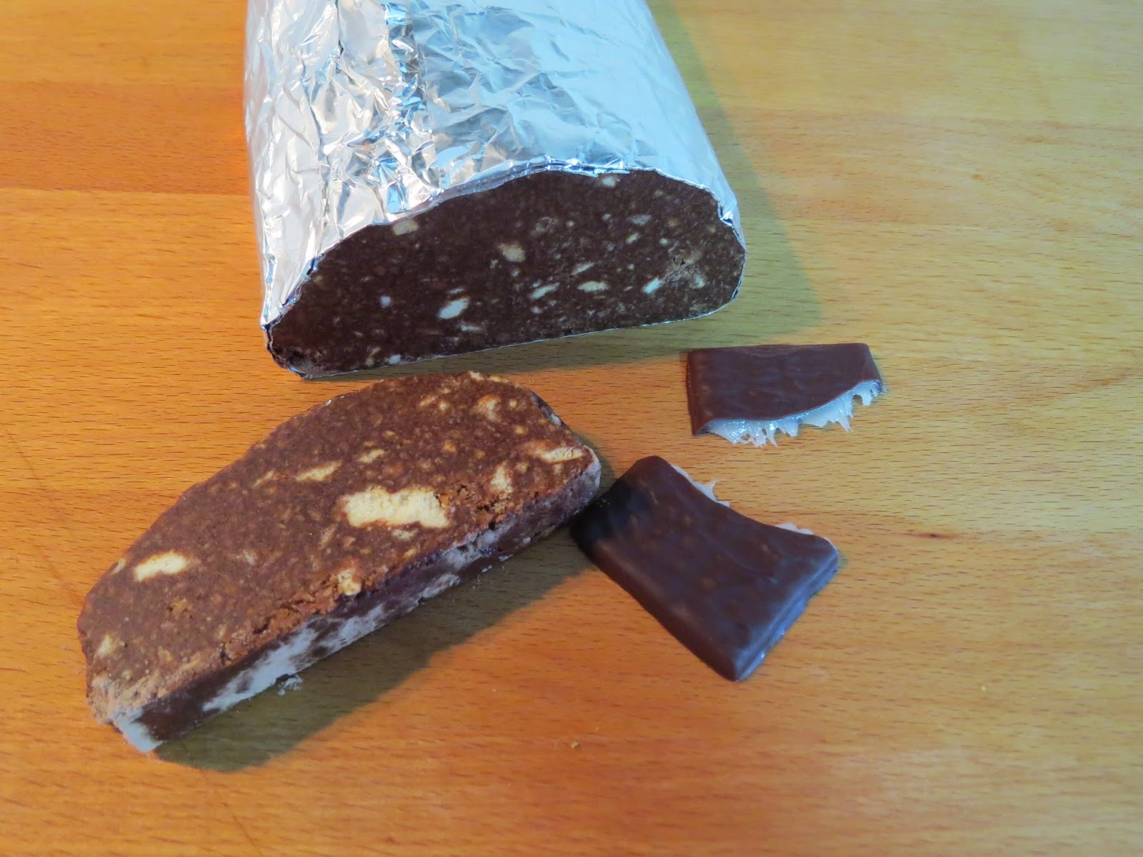 Salame de After Eight