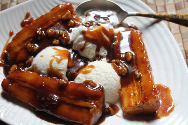 Best Bananas Foster Recipe Ever - Bananas Foster Recipe With No Alcohol