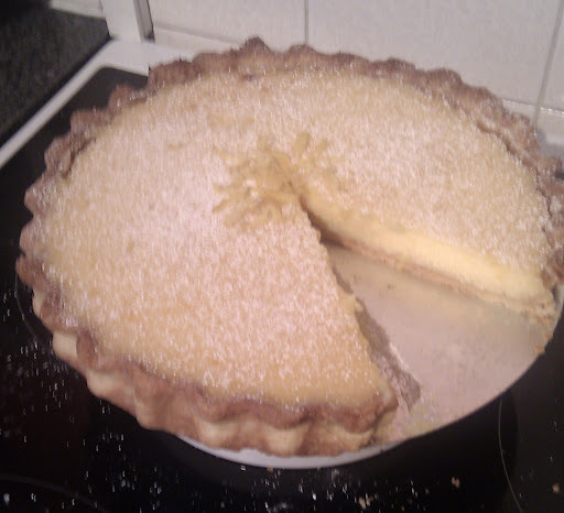 The Fake British Bake-Off (Mary Berry's Tarte Au Citron)