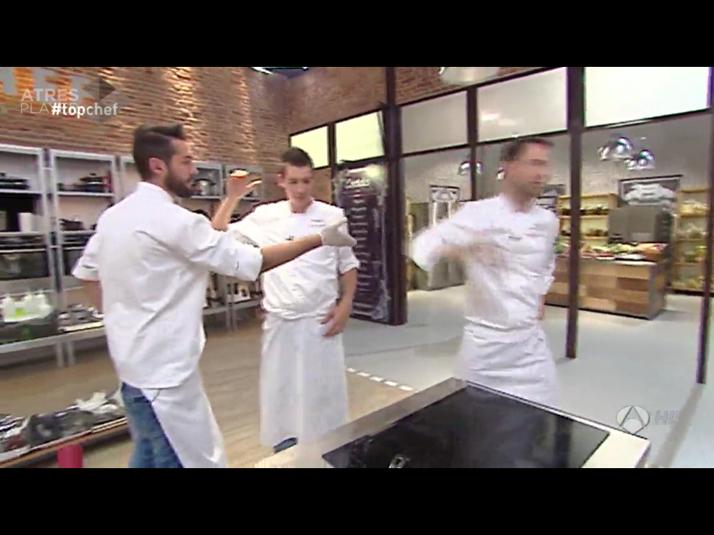 Top Chef 2.3: Batalla campal