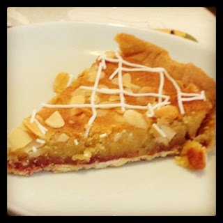 mary berry almond tart