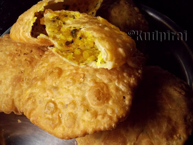 Biscuit Rotti - Method 2