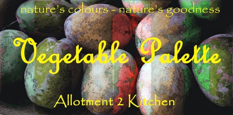 Vegetable Palette: Favourite Vegetables #11