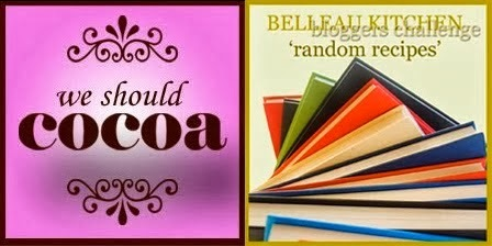 We Should Cocoa - The Random Recipe Round-Up