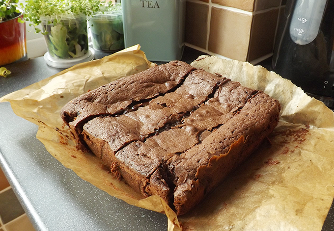 Malteser Teaser Brownies