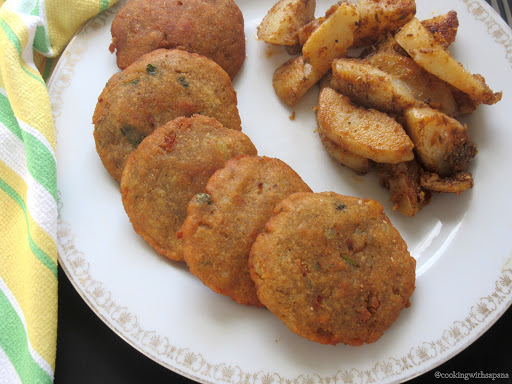 Rajgira Aloo Tikki | Gluten Free Amaranth Potato Patties