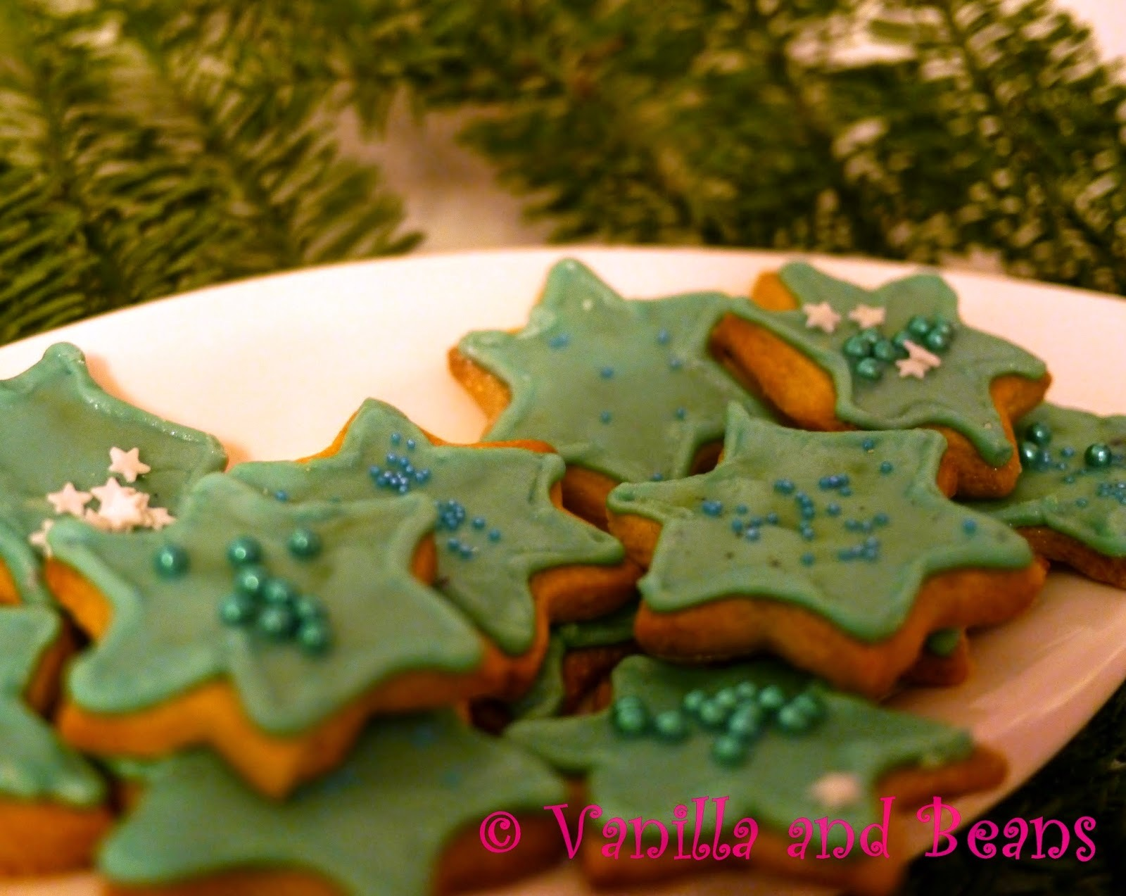 Vegane Weihnacht II: Royal Icing