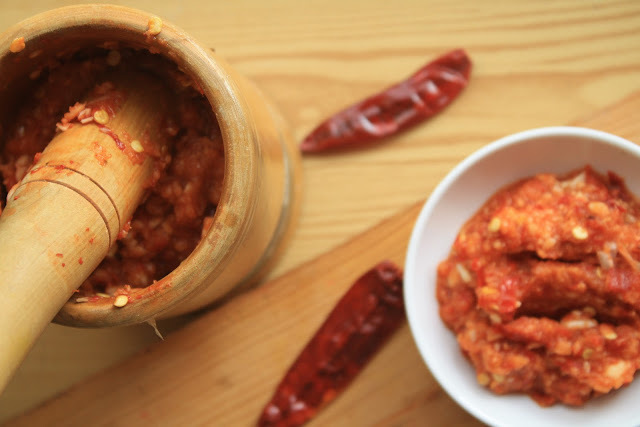 Chili Garlic Paste