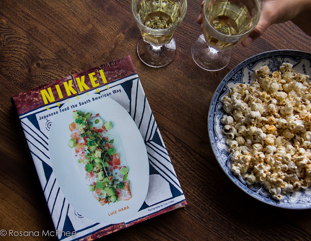 Book review: Nikkei food by Luiz Hara