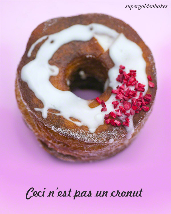 The one where I attempt to make Cronuts at home