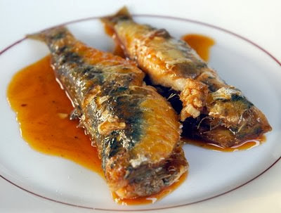 Filetes a la romana escabechados