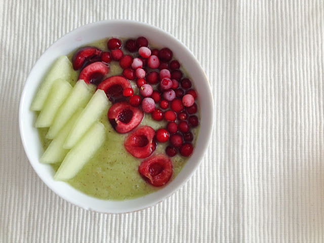 Detox med smoothiebowl