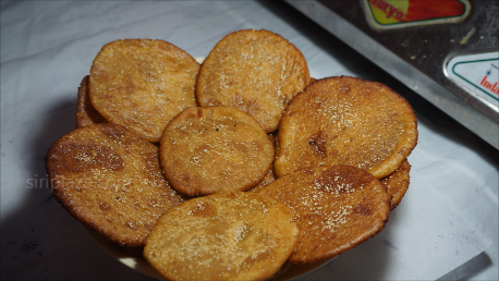 Ariselu Sweets in Telugu