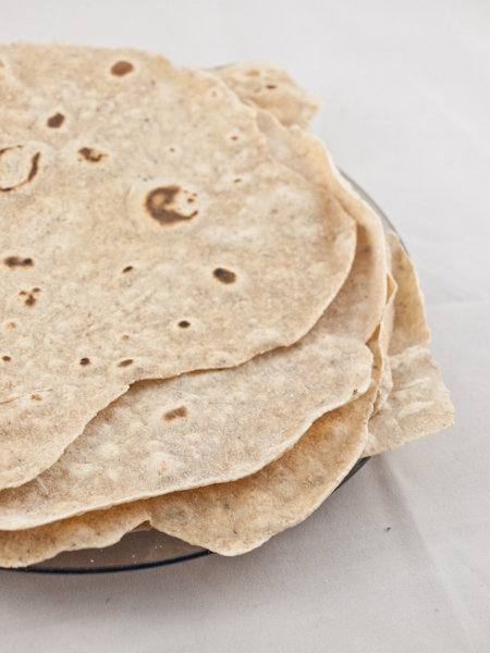 Domowe placki tortilla