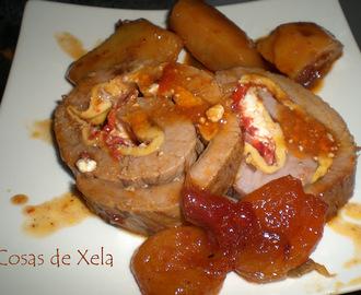 Recetas de carne rellena al horno mytaste - Carnes rellenas al horno ...