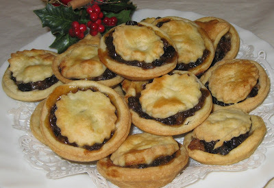 Home made mince pies – it's so easy