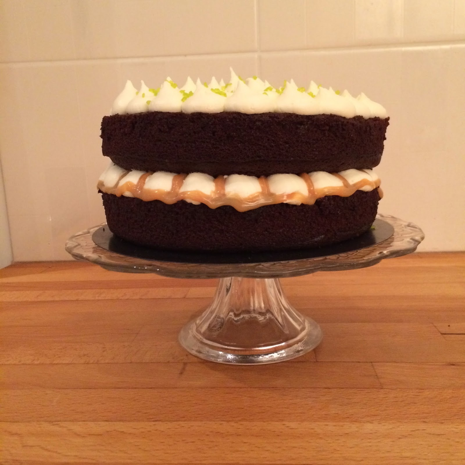 Guinness Cake - Happy St Patrick's Day!