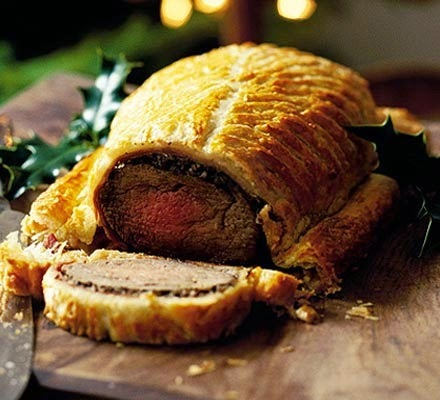 Filetto alla Wellington. (Beef Wellington) .Versione di Gordon Ramsay