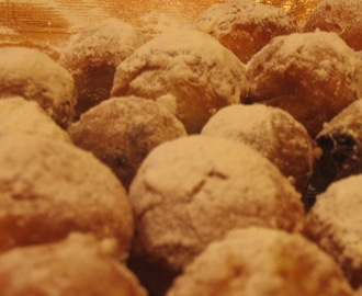 Recettes de beignet de carnaval avec levure de boulanger mytaste - Recette beignet levure de boulanger ...