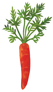 The humble carrot
