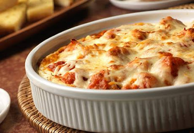 Tasty Chicken Parmesan Dip Recipe