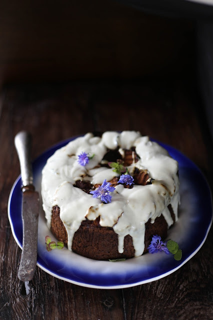 SUPER ZDROWE CIASTO MARCHWIOWE - SUPER HEALTHY CARROT CAKE