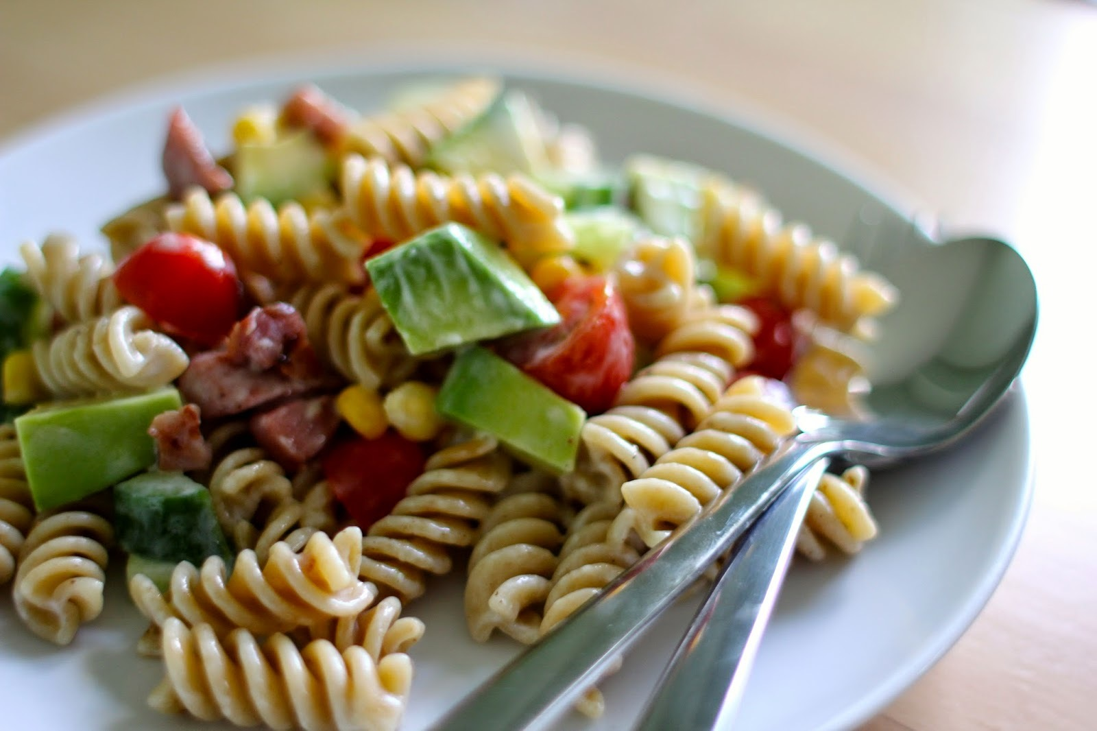 Pasta Salad for the Whole Family