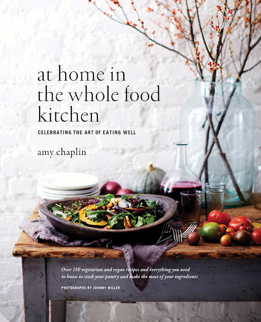 At Home in the Whole Food Kitchen - Book Giveaway