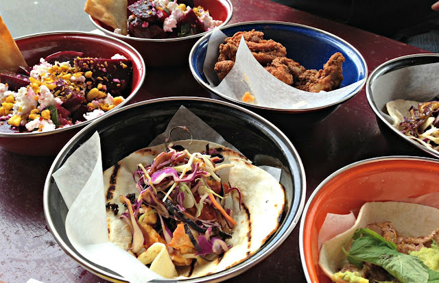 Summer Eats :Mexico Britomart