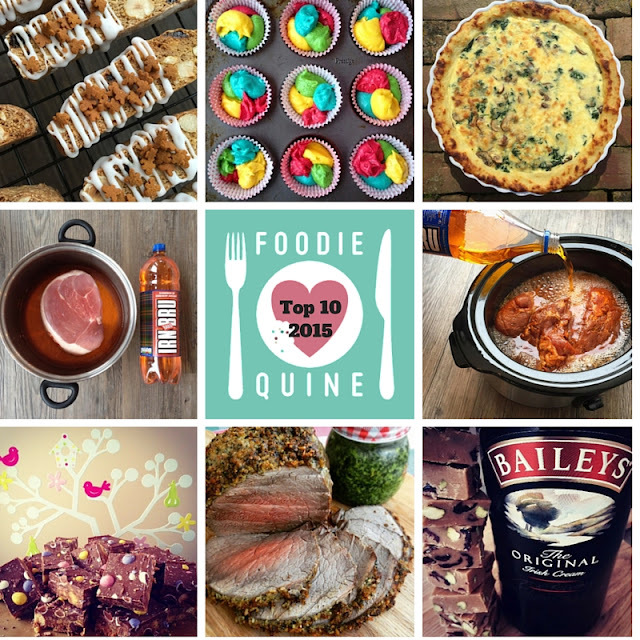 Top 10 Foodie Quine Recipes for 2015