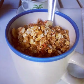 Lilly loves… MUESLI fatti in casa!