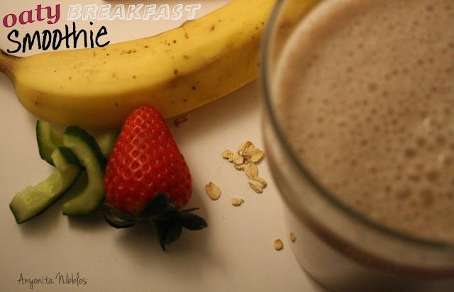 slimming world breakfast smoothie