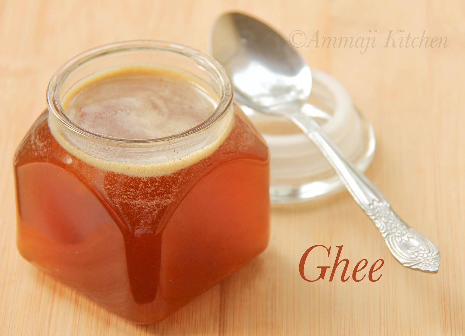 Ghee | How To Make Ghee?