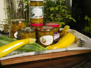 The Zucchini Files. # 1 - Zucchini Relish