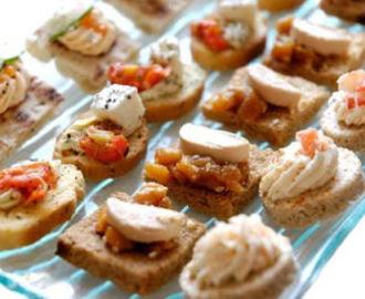 Recetas de de canapes con queso philadelphia mytaste for Canapes faciles y ricos
