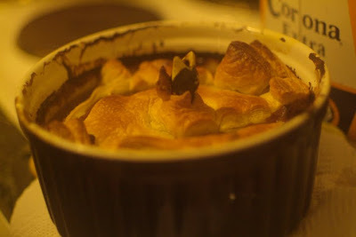 venison and guinness pie