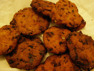 Maddur Vadai - A fried snack from Maddur