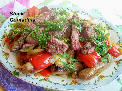PORTERHOUSE STEAK CONTADINA