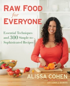 Raw Food for Everyone ~ Giveaway!