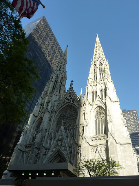 Cathedral of Saint Patrick-New York