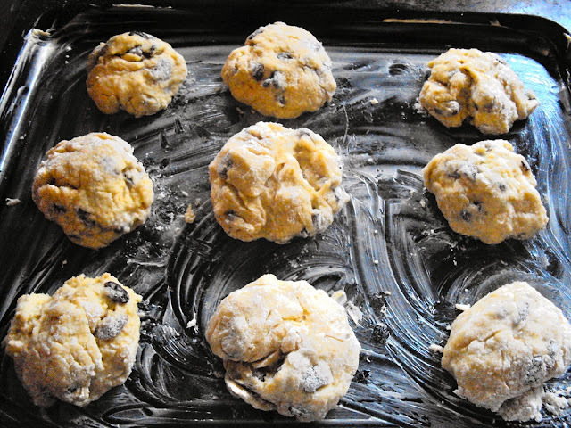 Old School Rock Buns