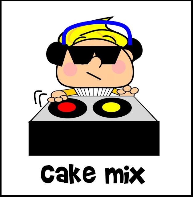 Cartoon Wednesday - Cake Mix