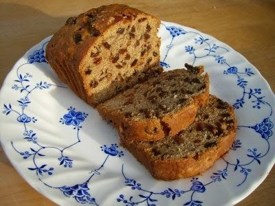 Fruit Loaf (easy and delicious)
