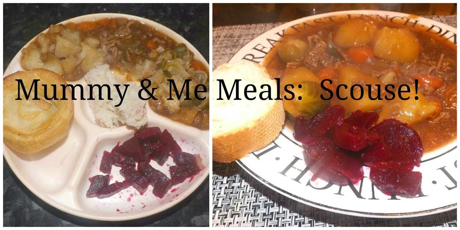 The McLean Family SCOUSE recipe!