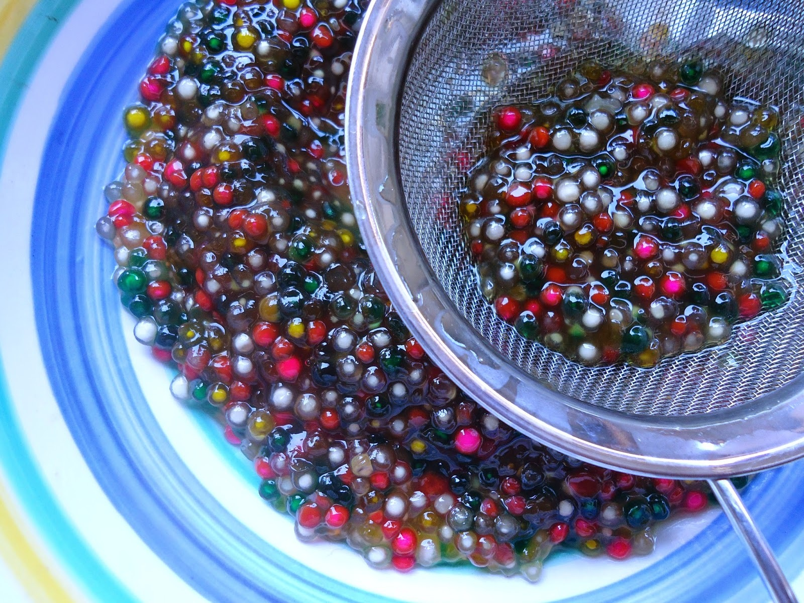 Sago pearls -- definition, composition and uses