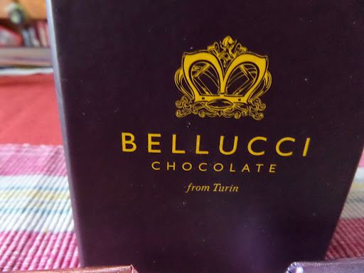 Bellucci Chocolate from Turin review
