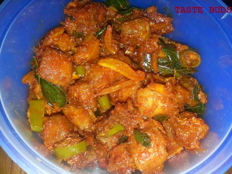Fish Pickle / Meen Achar